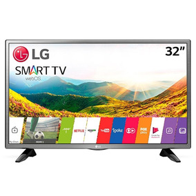 Smart Tv Led 32 Lg 32lj600b Hd Com Wi-fi 1 Usb 2 Hdmi 120hz