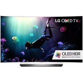 Tv Lg Oled65c6p Flat 65 Polegadas 4k Ultra Hd Smart Oled
