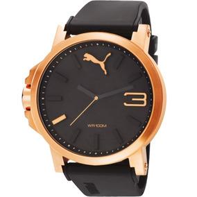 Relógio Puma Ultrasize Masculino Rosé Original
