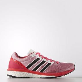 21e5df7643 Adidas Adizero Boston Boost 5 Feminino - Tênis no Mercado Livre Brasil