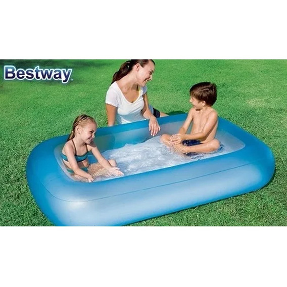 Pileta Inflable Para Chicos Bestway Oferta Piso Inflable