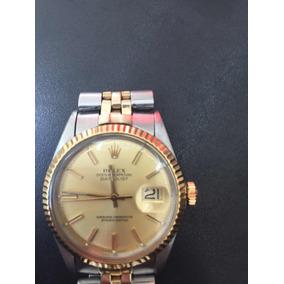 Reloj Rolex Acero Oro Caballero