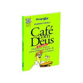 Café Com Deus Livro Em Cartuns Rubinho Pirola 2014 Meditacoe