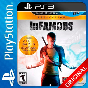 Infamous Collection Ps3 Digital Elegi Reputacion Al Comprar