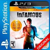 Infamous Collection Ps3 :: Digital :: Entregas Inmediatas !!
