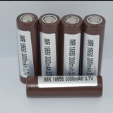 Bateria 18650 Lg Hg2 3000 Mah Para Vapeador
