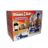 Faja Reductora Steam-o-belt Sauna A Vapor