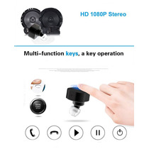 Audifonos Bluetooth Wireless Earbuds Recargables Dhl Gratis