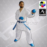 Karategui Arawaza Deluxe Kumite Talla140 Uniforme Karate Wkf
