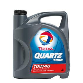 Aceite De Motor Total Quartz 7000 10w-40 4l