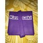 Kawasaki Kmx 125 Violeta Tapizado Funda Impecable
