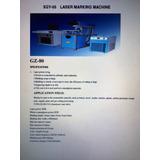 Maquina Co2 A Laser Para Gravação De Marcas E Desenhos