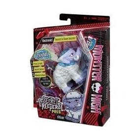 Mascote Eletrônico Secret Monster High - Frete Gratis