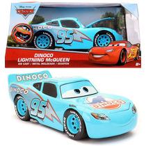 Disney Cars Rayo Dinoco Mcqueen Jada 1:24 Nuevo Sellado