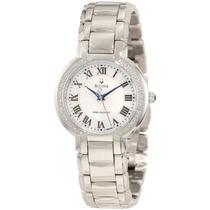 96r167 Fairlawn Diamante Del Bisel Reloj Bulova Mujeres