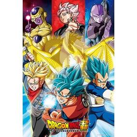 1000 Piezas Rompecabezas Dragon Ball Super Saiyan Vs Univer