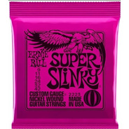 Encordado Guitarra Ernie Ball Super Slinky 009 Leomusic 2223