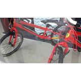 Bicicleta Ferrari Shimano
