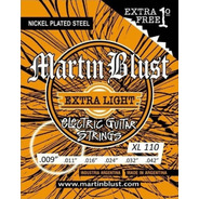 Encordado Martin Blust Xl110 Extra Light 009-042