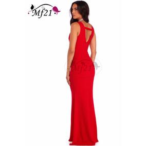 Vestidos De Fiesta Importado Mf21 Vl800