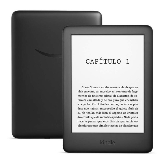 Amazon Kindle Ebook Ereader 6 Pul 4 Gb C/luz 10 Gen Con Wifi