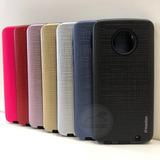 Funda Motorola Moto G6 Plus Anti Golpes + Vidrio Templado