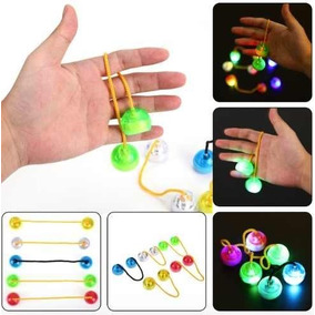 Thumb Chucks Spinner Anti Stress E Ansiedade Iluminação Led