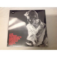 David Bowie - Live At Nassau Coliseum 76 - Vinil Duplo