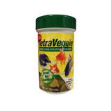Tetra Veggie 20 Gm P/peces De Agua Dulce Y Salada