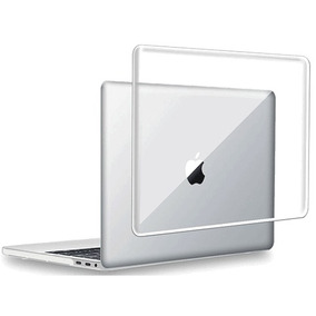 Capa Case Para Toda Linha Macbook - Acrílico Transparente