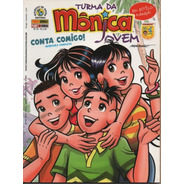 Revista Turma Da Mônica Jovem 10