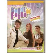 Dvd Bonde Do Forró - Arrebenta Coração !