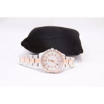 Relógio Guess - Aço Escovado - Legítimo (importado)