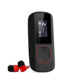 Energy Mp3 Clip Bluetooth 8gb Auriculares Radio Fm Akita Mus