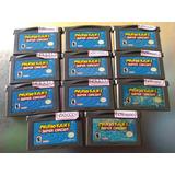 Juego De Gameboy Advance Original,mario Kart.50 C/u