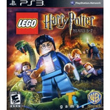 Lego Harry Potter Ps3 Original Entrega Inmediata