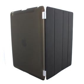 Capa Case Apple Ipad 2 A1396 Smart Cover + Traseira + Brinde