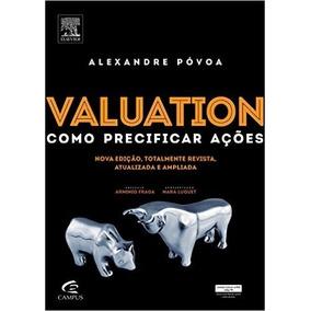 Valuation Como Precificar Ações Livro Frete Grátis