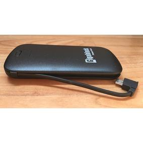 Bateria Externa Emergencia Celular Power Bank 3000