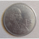 Moneda Un Peso 1986 Jose Maria Morelos Y Pavon