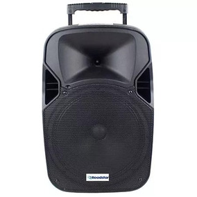 Caixa Amplificada Roadstar Rs112cx Bluetooth/usb Woofer 12
