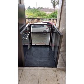 Elevador/plataforma De Acessibilidade Simples (1 Metro)