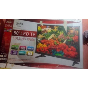 Tv De 50 Pulgadas Led Hd