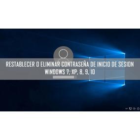 Elimina Cualquier Contraseña De Win7 Sin Saberla, Hack-crack
