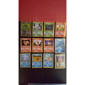 Lote 100 Cartas Pokemon Comunes