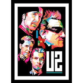 Quadros De Parede U2