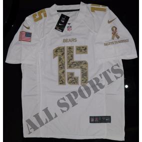 Camisa Nfl Chicago Bears Salute To Service (comemorativa)