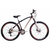 Bicicleta Canadian X-terra Aro 29 Kit Shimano - Freio Disco