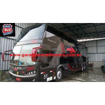 Busscar Panoramico Dd Ano 2000 Scania K-124 Oferta!ref 129