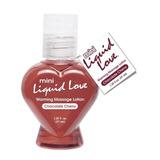 Loción Para Masaje Mini Liquid Love Sabor Chocolate